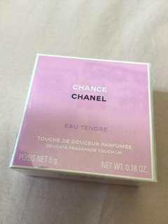 Chanel Chance puff perfume