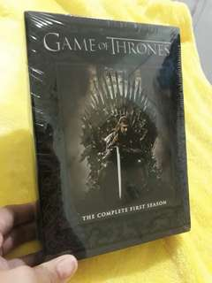 Game of Thrones Season 1 Complete Set