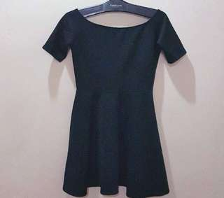 "Original ""bershka off shoulder dress)"