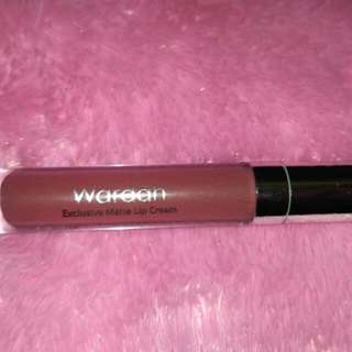 wardah matte lip cream