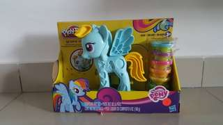 Little Pony Play Doh
