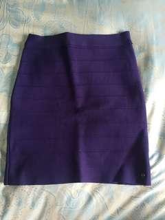 Guess bandage skirt