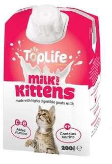 Top Life Kitten Milk