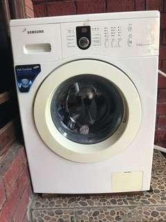 mesin cuci samsung tabung depan