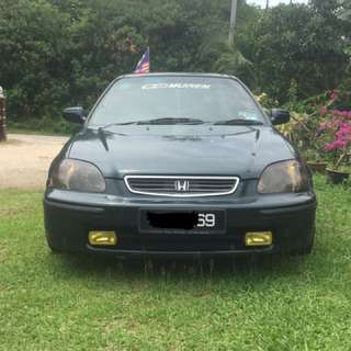 HONDA CIVIC 1.6 (1996)