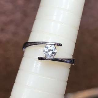 18K diamond ring 鑽石戒指