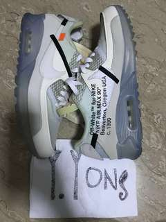 Off White Air Max 90