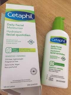 Daily moisturizer spf15 face sensitive skin