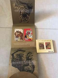 虎年紀念門票 (2010)