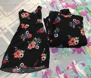 M&D Twinning dress