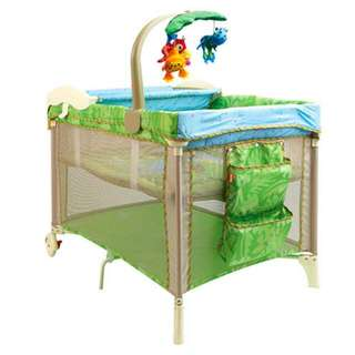 porta cot fisher price