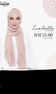 Brand New Brown Isabelle inner plus shawl attached