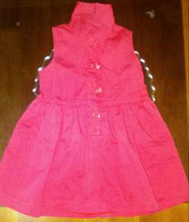 Red Great Kids Dress