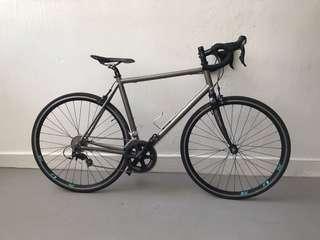 Selling Titanium Road Bike
