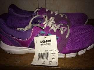 Adidas adipure 360 purple training shoes womens