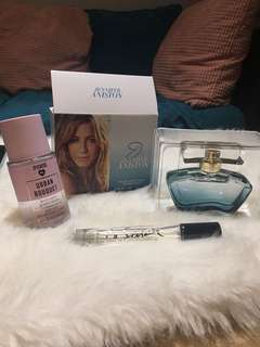 All 3 perfume for $30