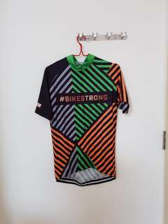 Trifactor Cycling Jersey