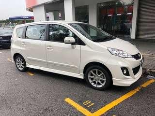 Perodua Alza kereta sewa car rental