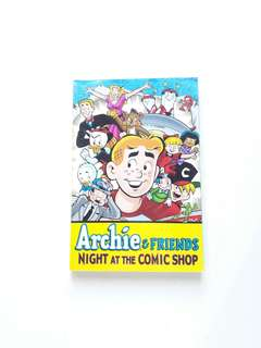 Archie and Friends: Night at the Comic Shop