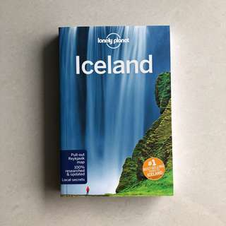 Guide to Iceland by lonely planet