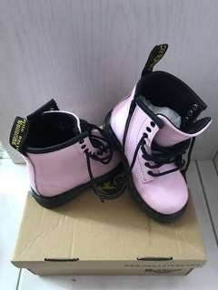 Brooklee Baby Pink By Dr Martens