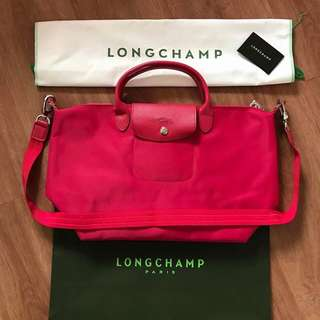 Sale !!!Authentic longchamp Neo small or medium