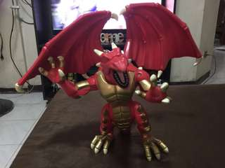 Toy Dragon with lights and Sounds (Mothercare)