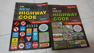 Driving Theory Books