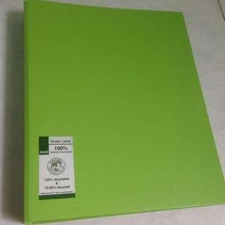 Green ring file