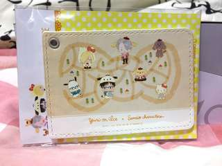 Yuri on Ice Card Case Sanrio Ver.