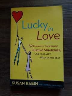 Lucky In Love book