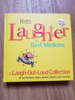 Laughter The Best Medicine by Reader's Digest