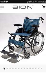 Bion Recline Wheelchair