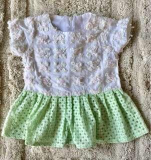 Overruns midi dress ( 2yrs)