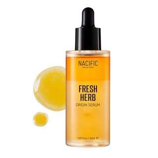 NACIFIC fresh herb origin serum (kemasan baru)