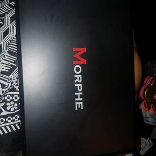Morphe 35K pallete (authentic)
