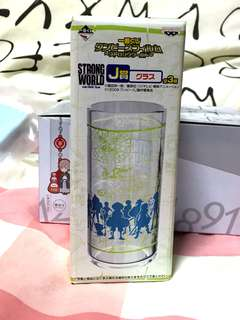 One Piece Glass - Strong World Edition