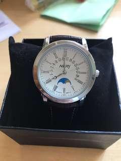 全新手錶未帶過