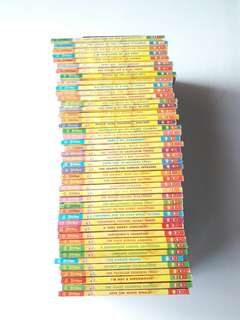 Geronimo Stilton Series 1 to 45