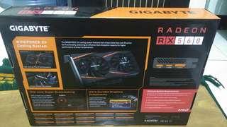Gigabyte Amd Radeon RX 560 4G Gaming OC 4GB