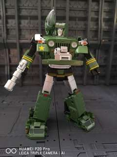 Transformers mp hound