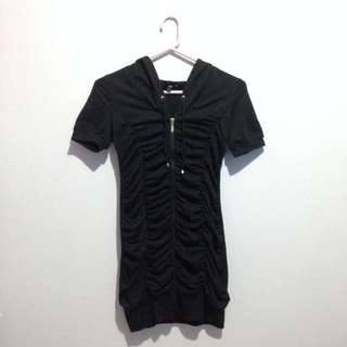 Dress Hitam Boyish
