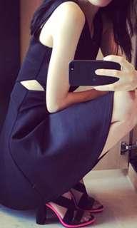 性感顯瘦連身短裙