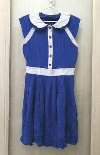 Marc Jacobs Blue Dress