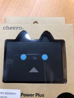 Cheero Power Plus Meow Power Bank