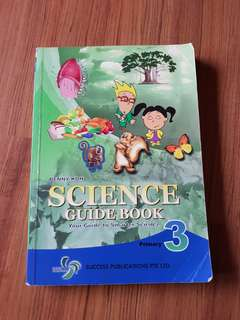 Science Guide Book