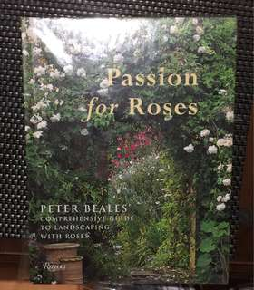 Passion for Roses by Peter Beales