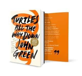 John Green - Turtles all the way down