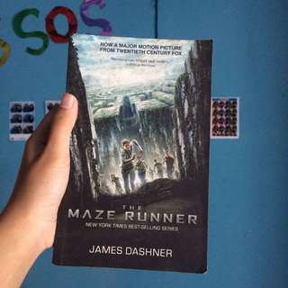 The Maze Runner (TERJEMAHAN)