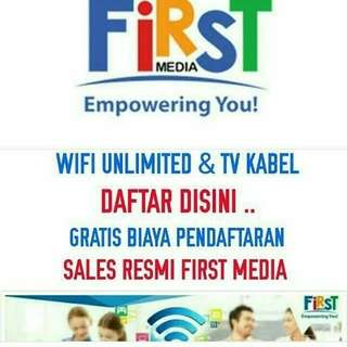 Internet unlimited & home cabel